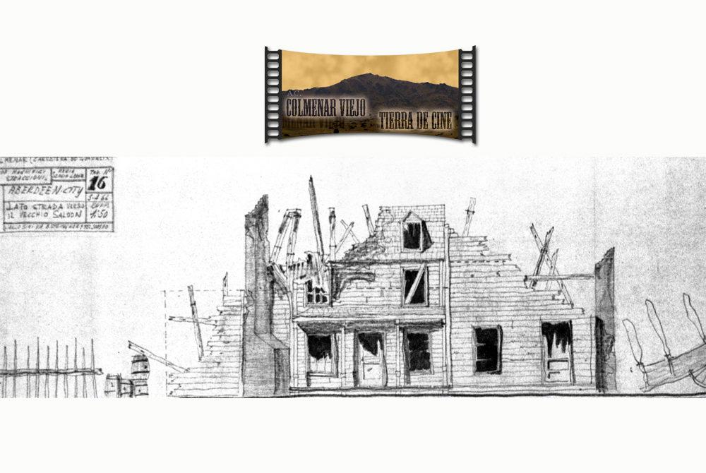 Decorados Filmografía de la Dehesa de Navalvillar