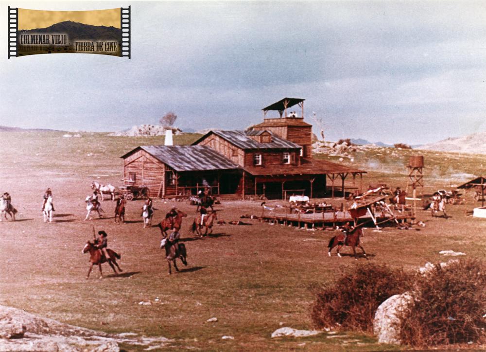 El rancho de Cubero Galicia de la Dehesa de Navalvillar en 7 pistolas para los Mc Gregor