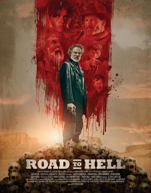 Parada en el infierno. Stop Over in hell