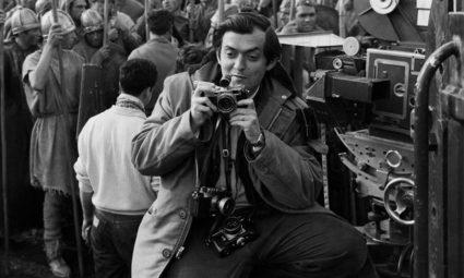 Stanley Kubrick rodado Espartaco
