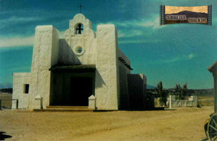 El poblado mexicano de El Zorro