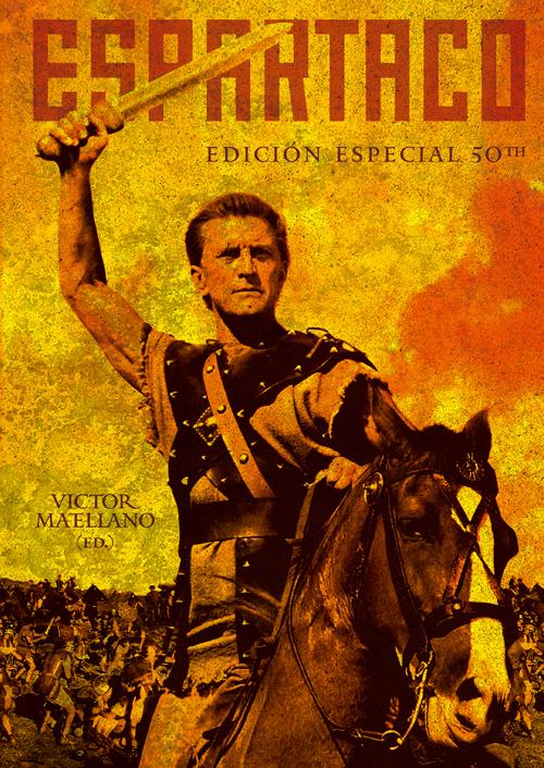 Espartaco. Edición especial 50 th.