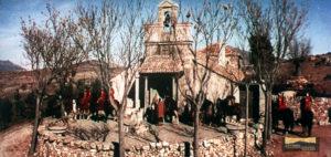 La Ermita de Nuestra Señora de los Remedios en El Cid.